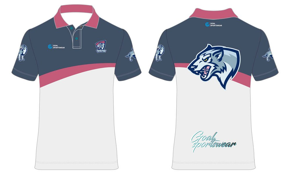 Full polyester Custom made durable mens team darts polo shirts