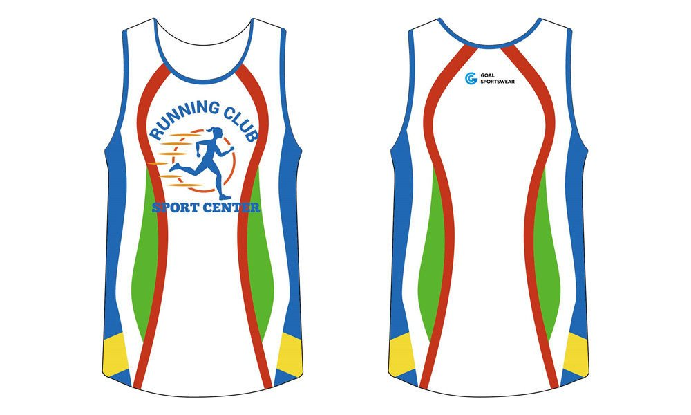 Full polyester durable sublimated custom youth team sublimated running shirts