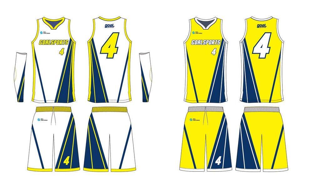Pro quality sublimation printing custom design team Youth Basketball Uniforms