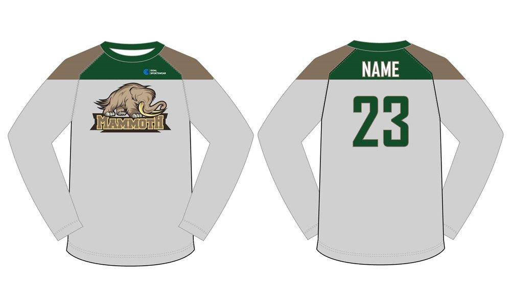 Sublimation high quality custom youth v neck high school basketball shirts