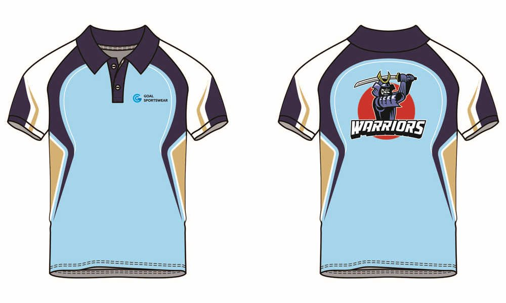 Sublimation printing 100% polyester dry fit custom darts polo shirts