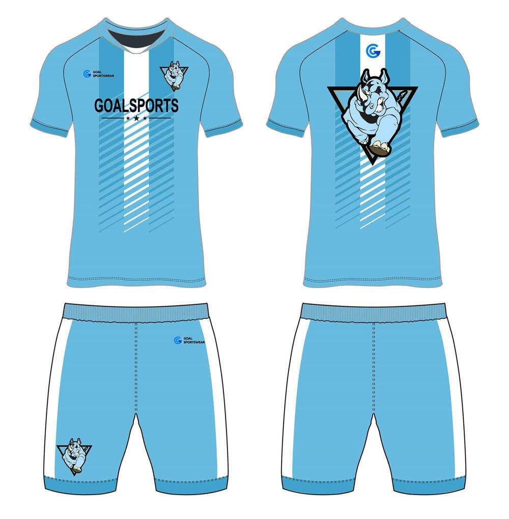 Wholesale high quality sublimation custom team custom soccer kits
