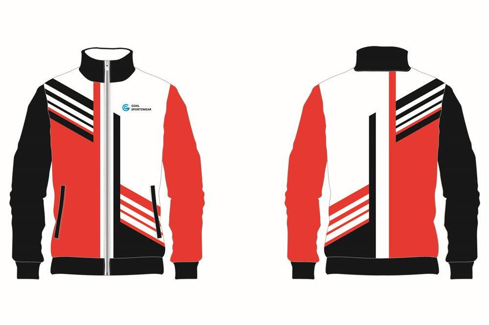 Wholesale high quality sublimation printing custom Custom Baseball jackets