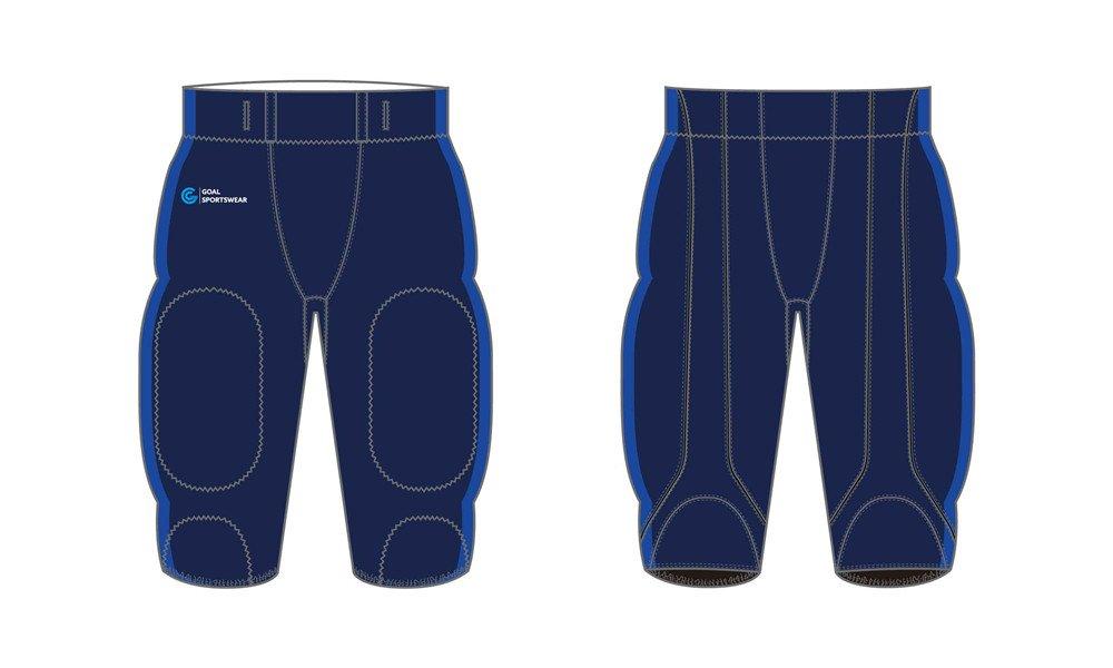 Wholesale pro quality custom design sublimated kids Sublimated Football Pants