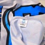 sleeveless baseball jersey wash label