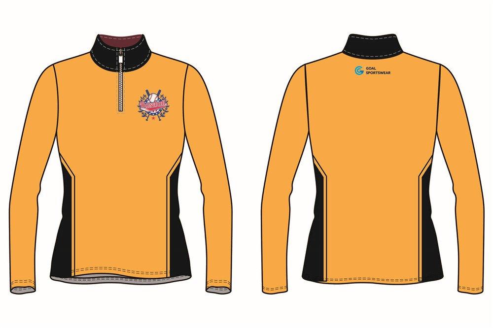 wholesale 100% polyester custom made sublimation Custom Baseball jackets