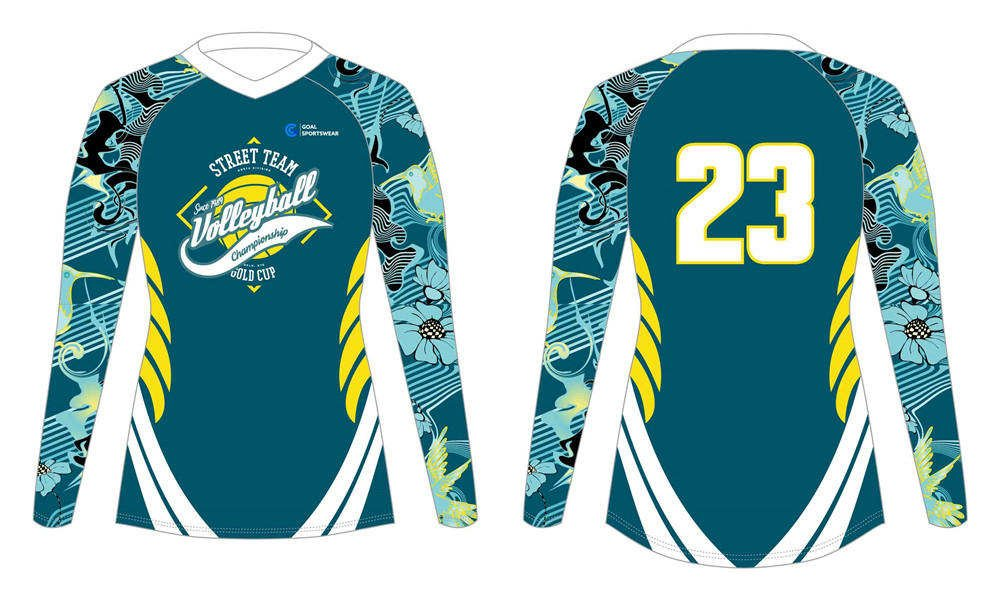 wholesale 100% polyester custom made sublimation sublimated volleyball jerseys