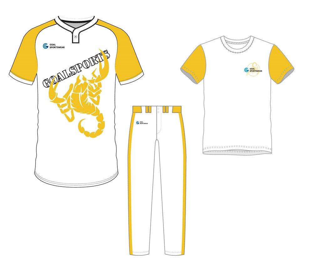 wholesale 100% polyester custom sublimated printed Custom Fastpitch Softball Uniform