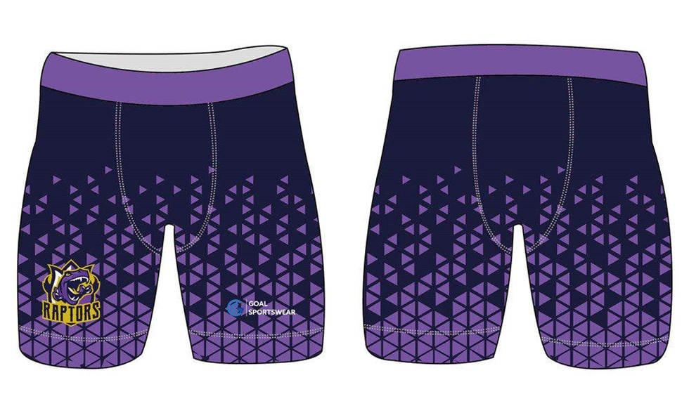 wholesale 100% polyester custom sublimated printed custom spandex shorts