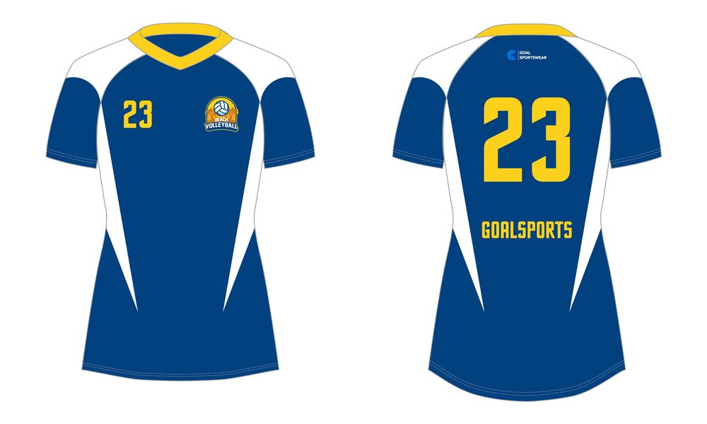 wholesale 100% polyester custom sublimated printed sublimated volleyball jerseys