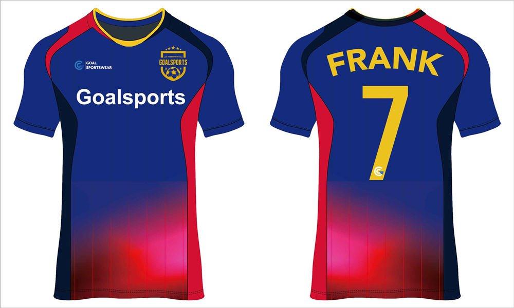 wholesale high qualtiy mens custom made Custom Soccer Uniform