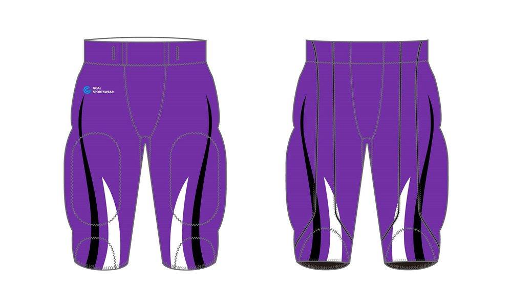 wholesale high qualtiy mens custom made Sublimated Football Pants