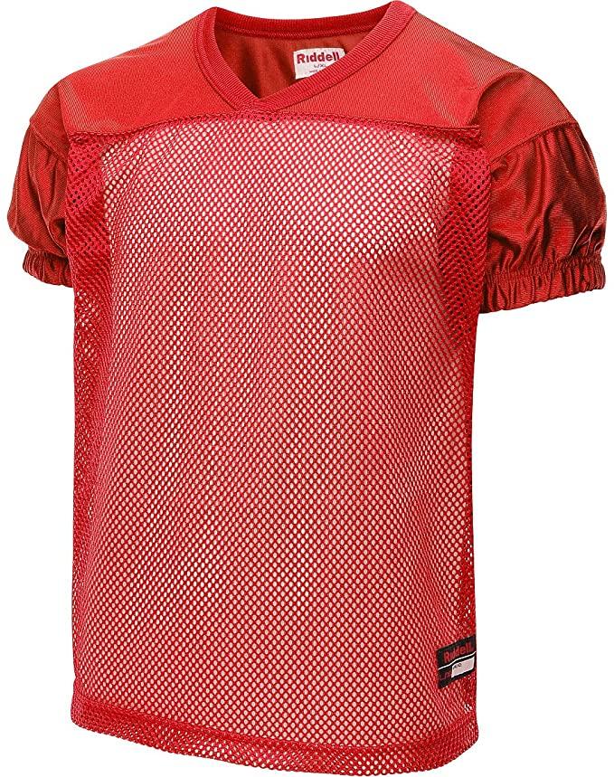 Custom football practice jersey