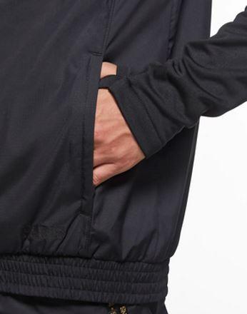 Football team jacket with pocket