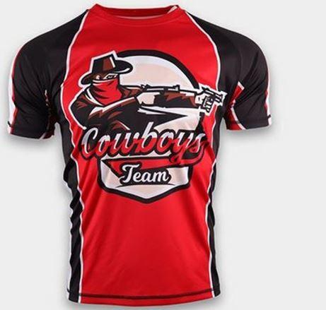 Custom fast pitch softball jersey