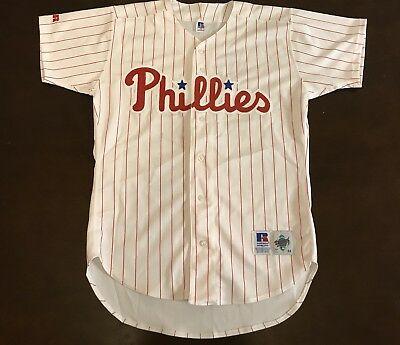Russel baseball jersey