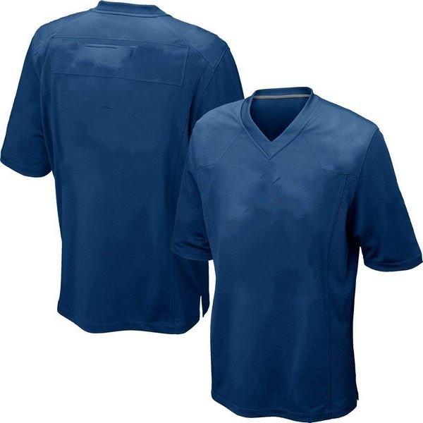 Blank football jersey