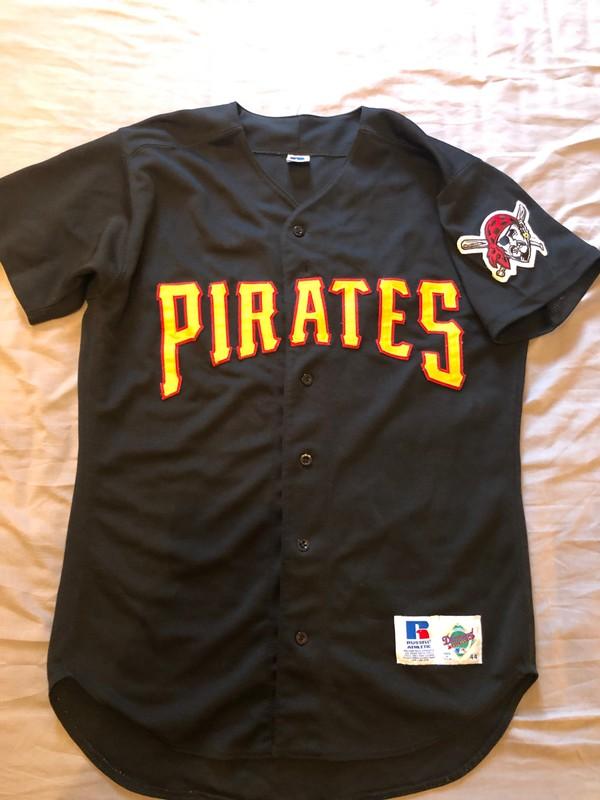 Custom russel baseball jersey