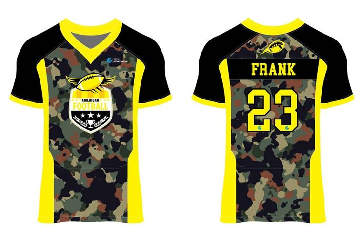 Sublimated youth jersey