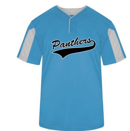 Badger baseball jersey