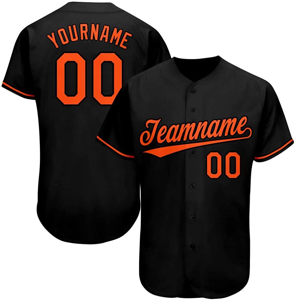 Custom baseball team shirt