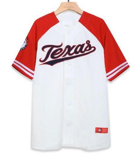Custom MLB baseball jersey