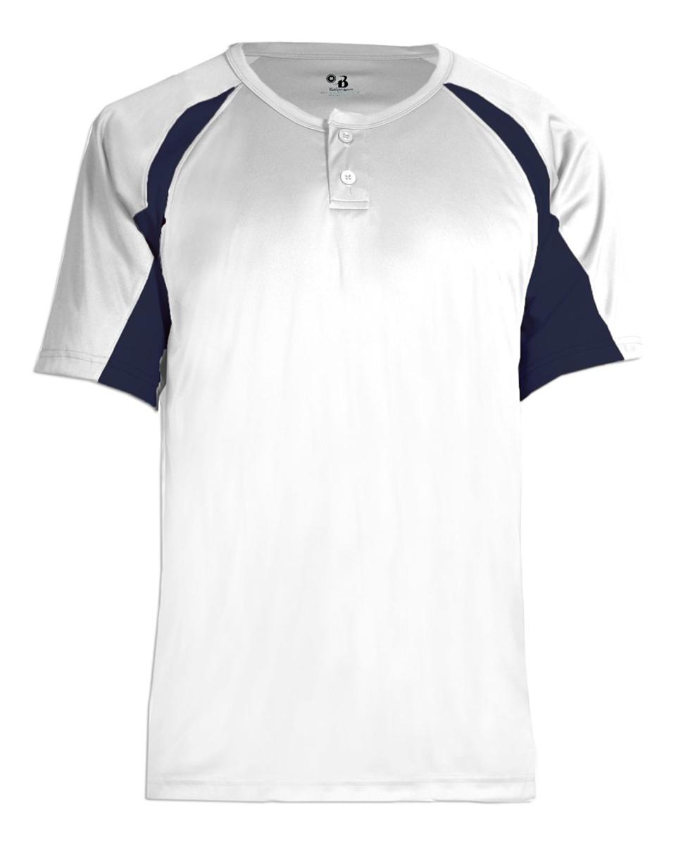 Baseball badger jersey