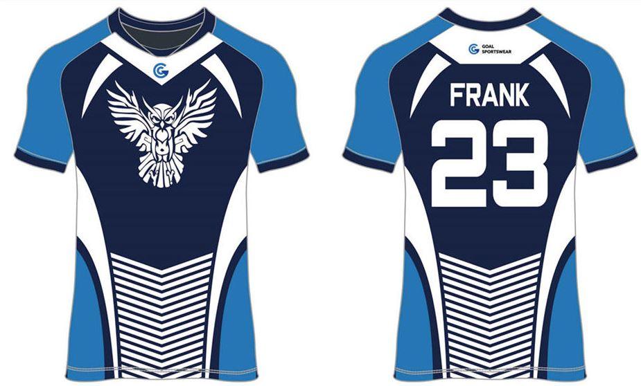 Custom college football jersey