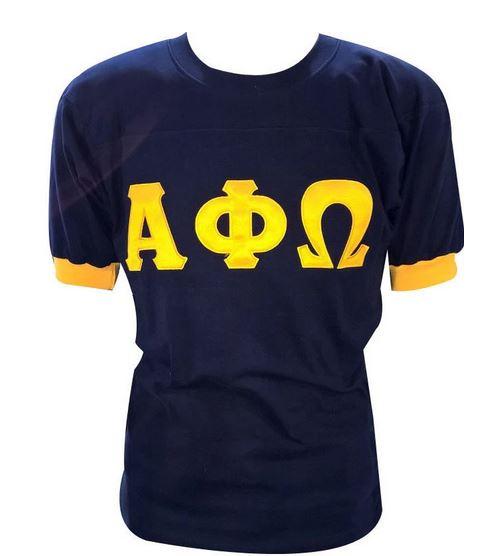 Fraternity jersey
