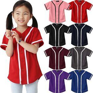 Toddle baseball jersey