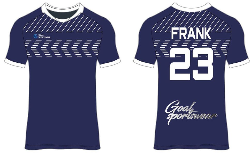 printed custom football jersey