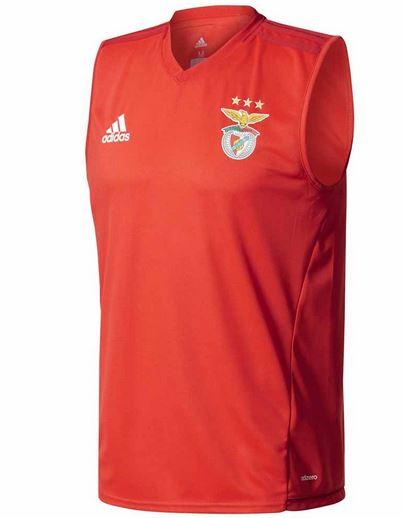Sleeveless football jersey