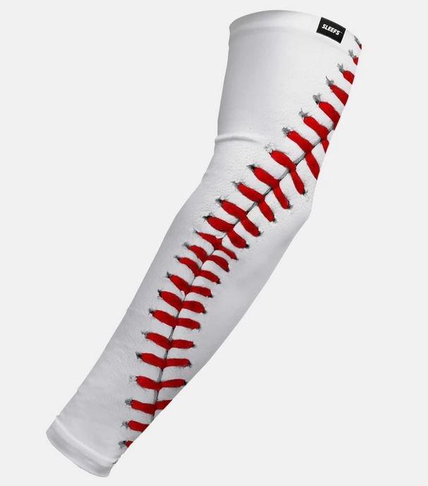 Baseball arm sleeve