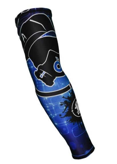 custom baseball arm sleeve