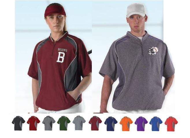 Baeball batting jackets