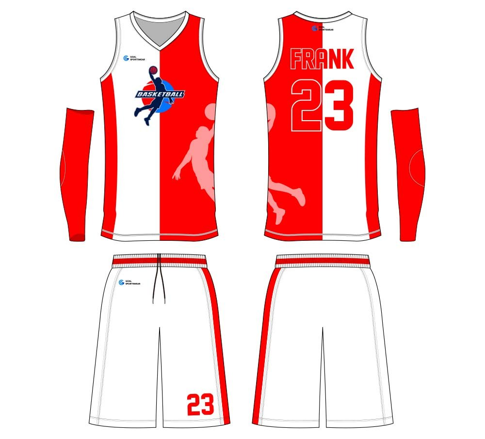 100% custom printing wholesale Sublimated basketball jersey design
