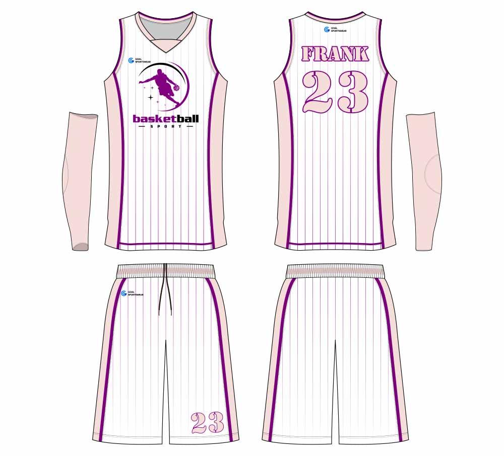 100% polyester dry fit custom design basketball jersey design