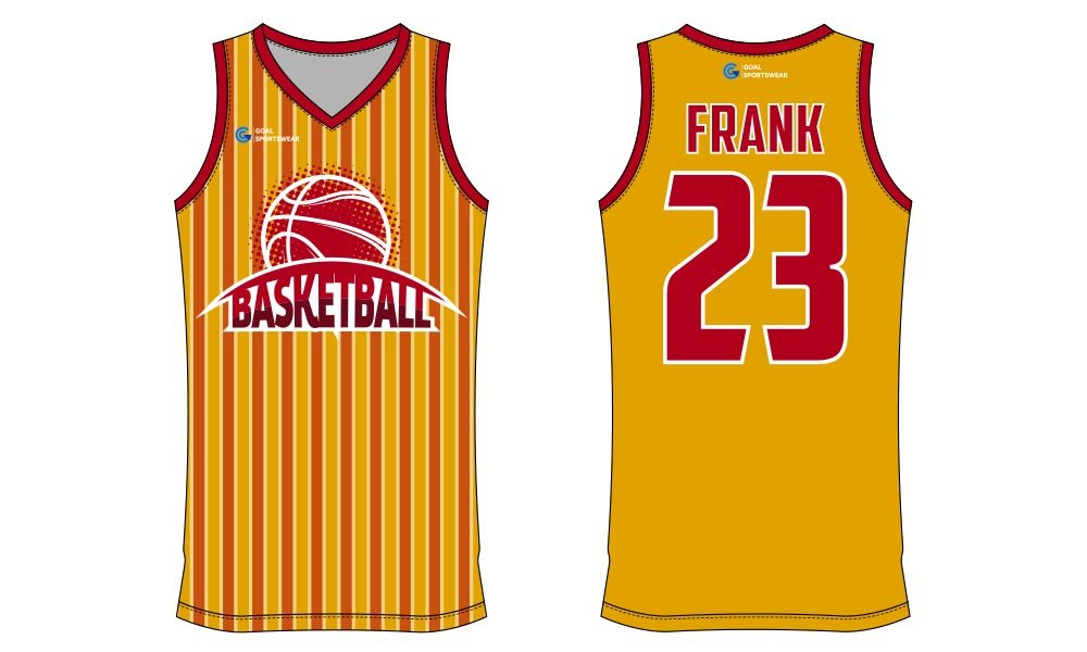 100% polyester sublimation custom printed basketball jersey design