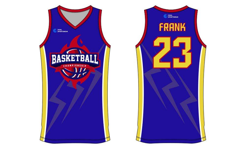 100% polyester sublimation mens custom basketball jersey design