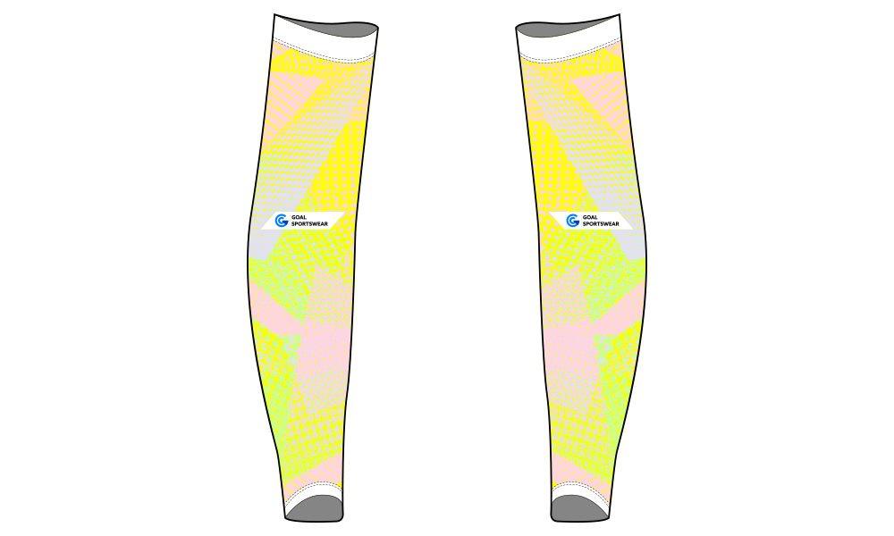 Custom Dye Sublimated Sports Uniforms custom baseball arm sleeves