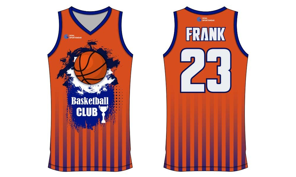 Custom design sublimation printing breathable reversible basketball jersey design