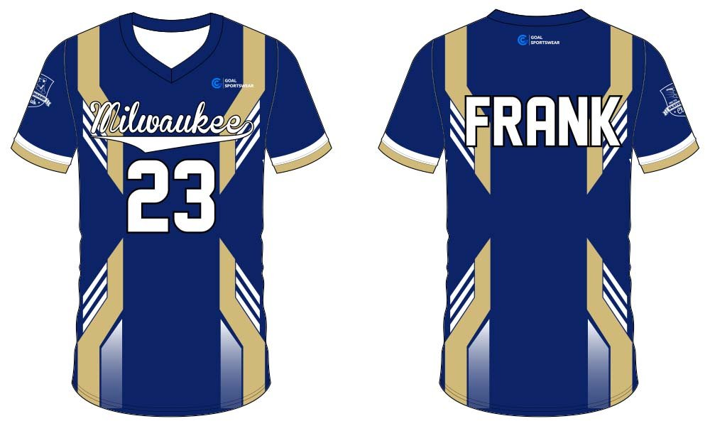 Custom design sublimation printing breathable reversible custom throwback baseball jerseys