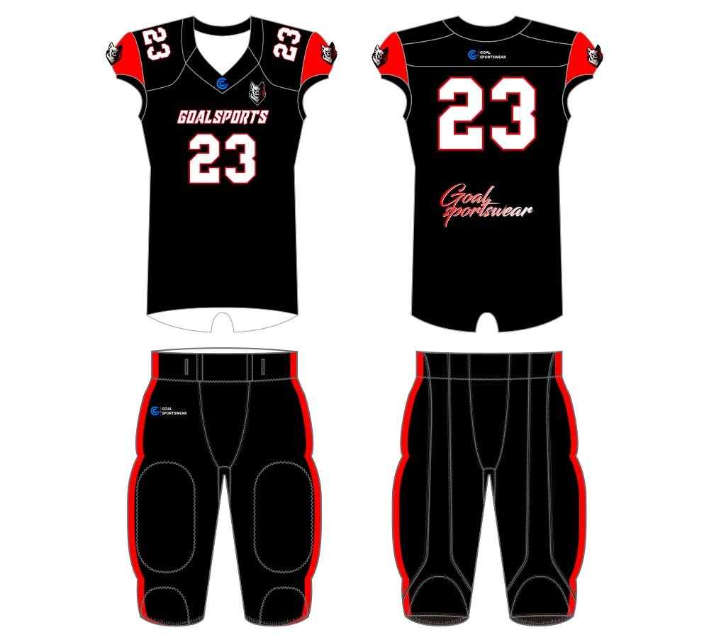 Custom design sublimation printing breathable reversible football jersey design