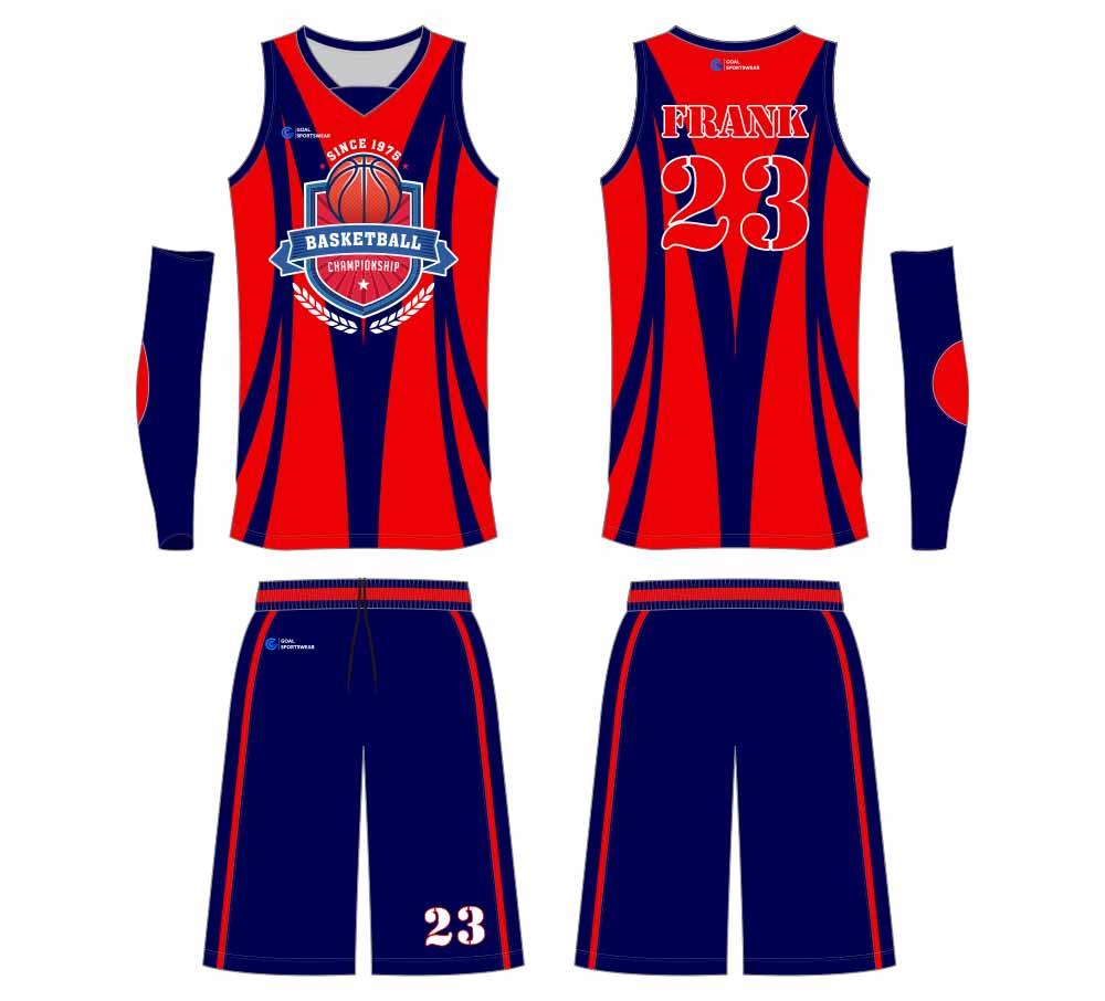 Dry fit custom team uniforms basketball jersey design