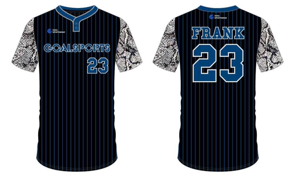 Dye sublimation custom design team custom throwback baseball jerseys