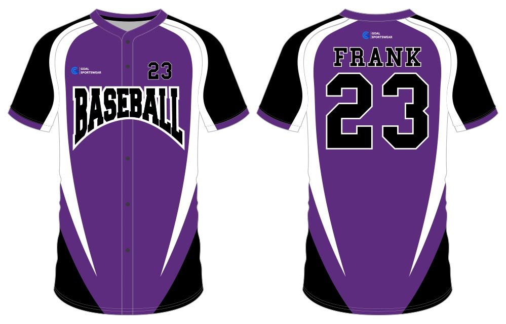 Dye sublimation printing Custom digital camo design custom throwback baseball jerseys