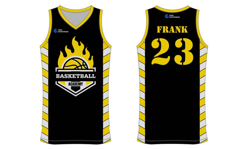 Dye sublimation printing custom design full polyester basketball jersey design