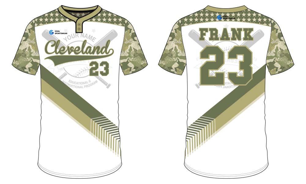 Dye sublimation printing custom design full polyester custom throwback baseball jerseys