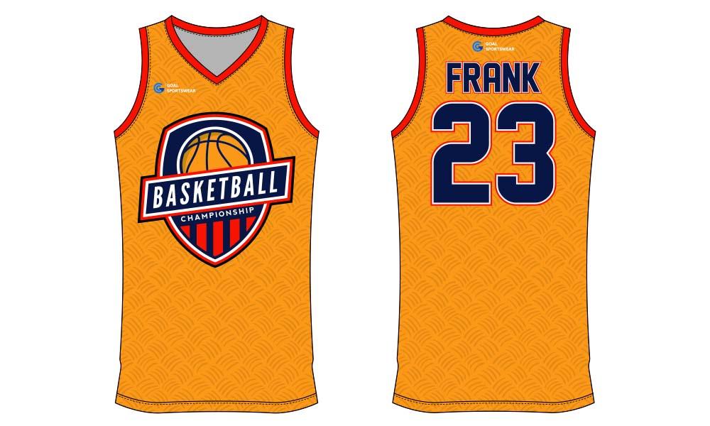 Full dye sublimation wholesale custom basketball jersey design