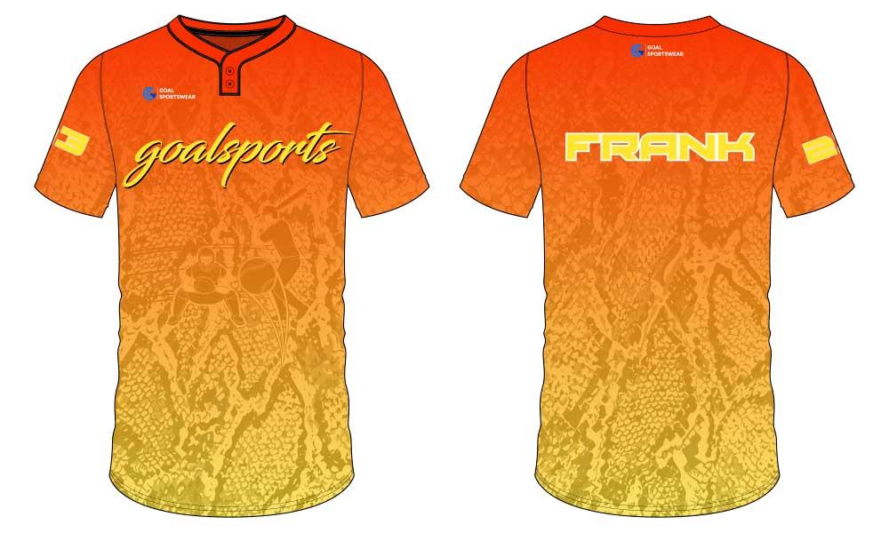 Full dye sublimation wholesale custom sublimated baseball uniforms